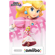 Buy Amiibo: Smash Peach, Nintendo Wii U Online at johnlewis.com