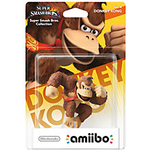 Buy Amiibo: Smash Donkey Kong, Nintendo Wii U Online at johnlewis.com