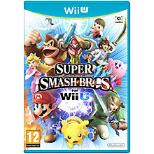 Buy Super Smash Bros, Wii U Online at johnlewis.com