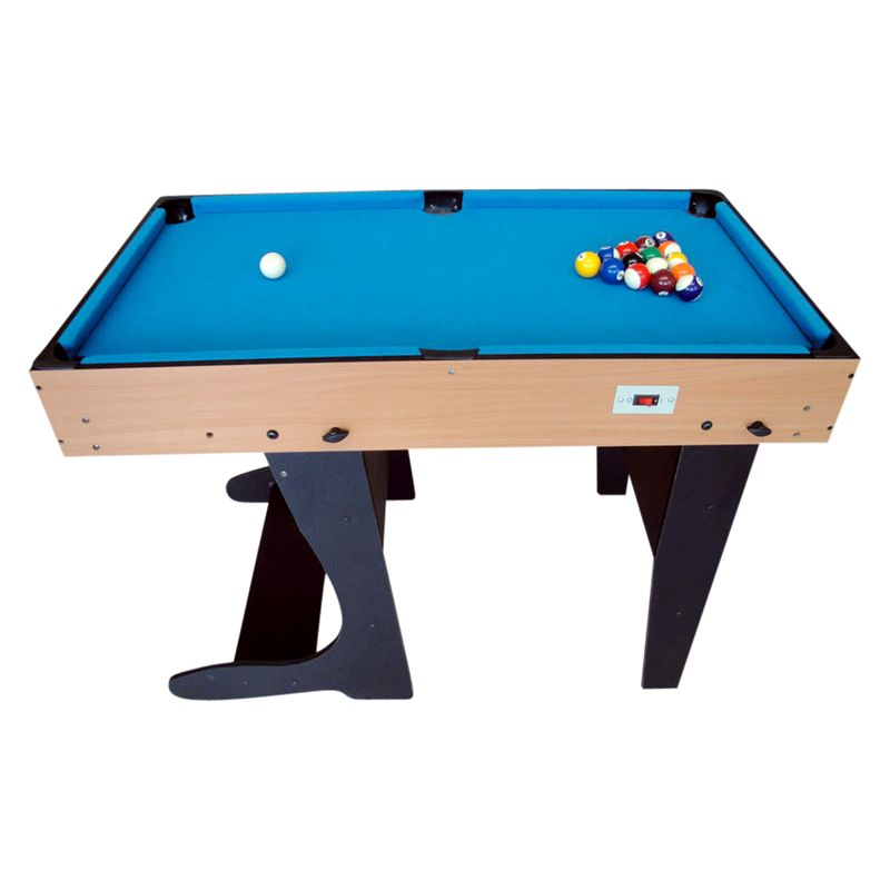 BCE Riley BCE Riley 4 Foot Folding 21-in-1 Multi Game Table