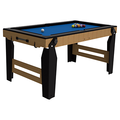 Flat 5 Foot Folding Pool Table