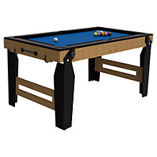 Buy BCE Riley Flat 5 Foot Folding Pool Table Online at johnlewis.com