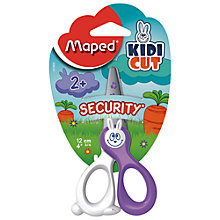 Buy Maped Kidi Cut Scissors, Assorted Colours Online at johnlewis.com