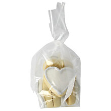 Buy Image on Food Heart Mini Biscuits, Pack of 5, 70g Online at johnlewis.com