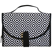 Buy Tender Love + Carry Diamond Roll Up Cosmetic Bag Online at johnlewis.com