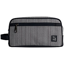 Buy Tender Love + Carry Men's Small Tweed Wash Bag Online at johnlewis.com
