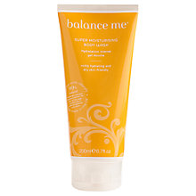 Buy Balance Me Super Moisturising Body Wash, 200ml Online at johnlewis.com