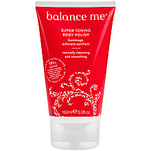 Buy Balance Me Super Tone Body Polish, 150ml Online at johnlewis.com