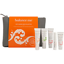 Buy Balance Me Anti-Aging Skin Collection Gift Set Online at johnlewis.com