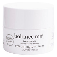 Buy Balance Me Stellar Beauty Balm, 30ml Online at johnlewis.com