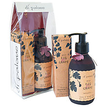 Buy Di Palomo Fig Bodycare Gift Set Online at johnlewis.com