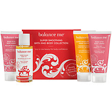Buy Balance Me Super Smooth Bath & Body Collection Online at johnlewis.com