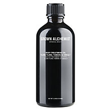 Buy Grown Alchemist Body Treatment Oil: Ylang Ylang, Tamanu & Omega 7, 100ml Online at johnlewis.com