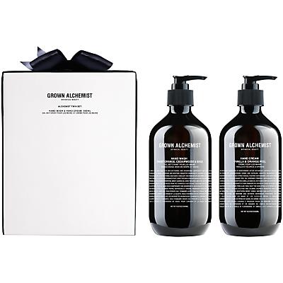 shop for Grown Alchemist Alchemist Handwash & Handcream Twin Set, 2 x 500ml at Shopo