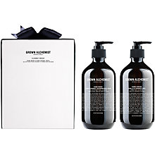 Buy Grown Alchemist Alchemist Handwash & Handcream Twin Set, 2 x 500ml Online at johnlewis.com