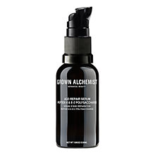 Buy Grown Alchemist Age-Repair Serum Peptide-8 & E-2 Polisaccharide, 30ml Online at johnlewis.com