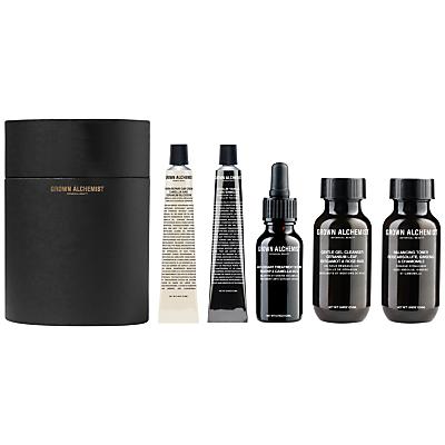 shop for Grown Alchemist Facial Kit Skincare Gift Set at Shopo