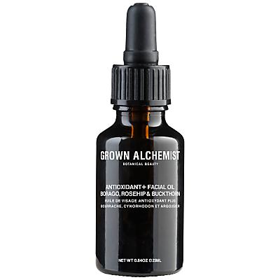 shop for Grown Alchemist Anti-Oxidant+ Treatment Serum: Borago,Rosehip & Buckthorn Berry, 25ml at Shopo