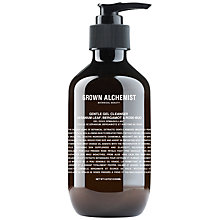 Buy Grown Alchemist Gentle Gel Cleanser: Geranium, Bergamot & Rose Bud, 100ml Online at johnlewis.com