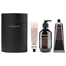 Buy Grown Alchemist Hydra-Cleanse Body Trio Kit Online at johnlewis.com