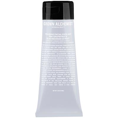 shop for Grown Alchemist Polishing Facial Exfoliant: Pink Grapefruit & Glucomannan Extract, 75ml at Shopo