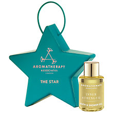 Buy Aromatherapy Associates The Star Inner Strength Bath & Shower Oil, 7.5ml Online at johnlewis.com