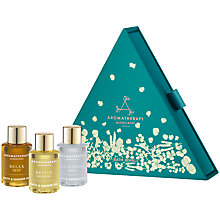 Buy Aromatherapy Associates Bath Jewels, 3 x 7.5ml Bath & Shower Oil Online at johnlewis.com