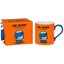 Buy Mr Men Mr Bump Mug Online at johnlewis.com