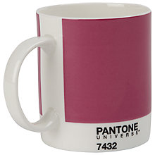 Buy Pantone Mug Double Denim Online at johnlewis.com