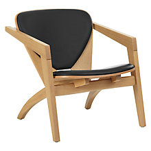 Buy Hans Wegner Butterfly Easy Chair Online at johnlewis.com