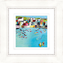 Buy Kathryn Matthews - Kinsale Ireland Framed Print, 52 x 52cm Online at johnlewis.com