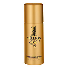Buy Paco Rabanne 1 Million Deodorant Spray, 150ml Online at johnlewis.com