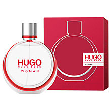 Buy HUGO BOSS HUGO Woman Eau de Parfum Online at johnlewis.com