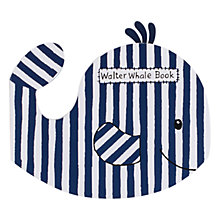 Buy Jellycat Walter Whale Book Online at johnlewis.com