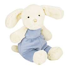 Buy Jellycat Velvet Puppy Soft Toy Online at johnlewis.com