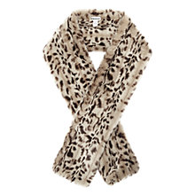 Buy Whistles Faux Fur Scarf Online at johnlewis.com