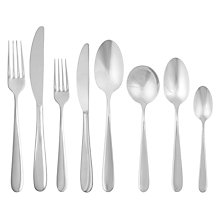 Buy John Lewis Croft Collection Colonsay 44 piece Cutlery Set Online at johnlewis.com