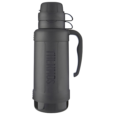 Thermos Eclipse Flask, 1.0L, Black