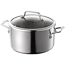 Buy Anolon Authority Triply Clad Stockpot, 24cm Online at johnlewis.com