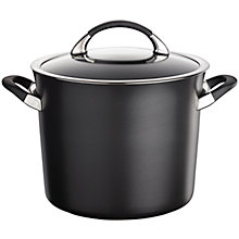 Buy Meyer Circulon Symmetry Stockpot, 24cm Online at johnlewis.com