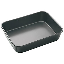 Buy Masterclass Carbon Steel Roasting Pan, L39cm Online at johnlewis.com