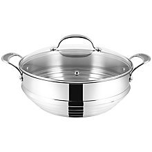 Buy Jamie Oliver for Tefal Stainless Steel Steamer with Lid Online at johnlewis.com