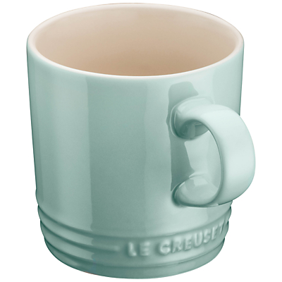 Le Creuset Stoneware Mug, Cool Mint