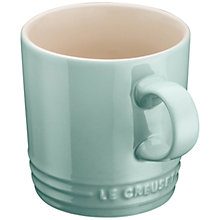 Buy Le Creuset Mug, Cool Mint Online at johnlewis.com