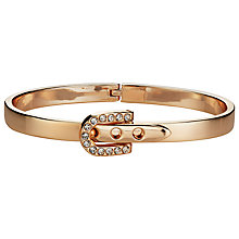 Buy John Lewis Paved Belt Bangle Online at johnlewis.com