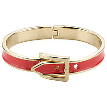 Buy John Lewis Enamel Belt Bangle Online at johnlewis.com