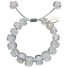 Buy Lola Rose Fern Fluorite Bracelet, Green Online at johnlewis.com