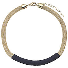 Buy John Lewis Wrapped Rope Mesh Necklace Online at johnlewis.com