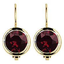 Buy Dyrberg/Kern Louise Swarovski Crystal Drop Earrings Online at johnlewis.com