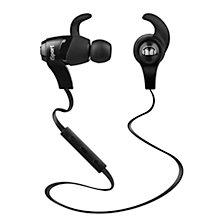 Buy Monster® iSport Bluetooth In-Ear Headphones with Mic/Remote, Black Online at johnlewis.com